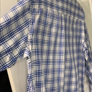 Chaps Shirts - Chaps Easy Care Twil Men Large Worn around 3times